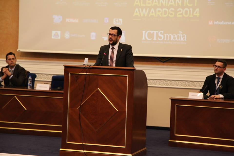 ICT Awards VJasiqi